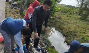 Azmar, S.Kom, M.IP Kepala Seksi Penanganan Sampah Saat Aksi Bersih-Bersih